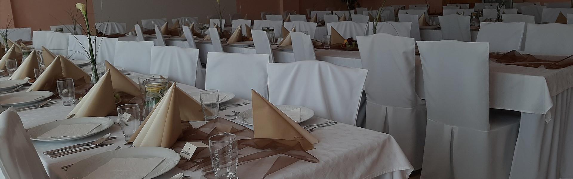 Svatby a oslavy na Kyčeře